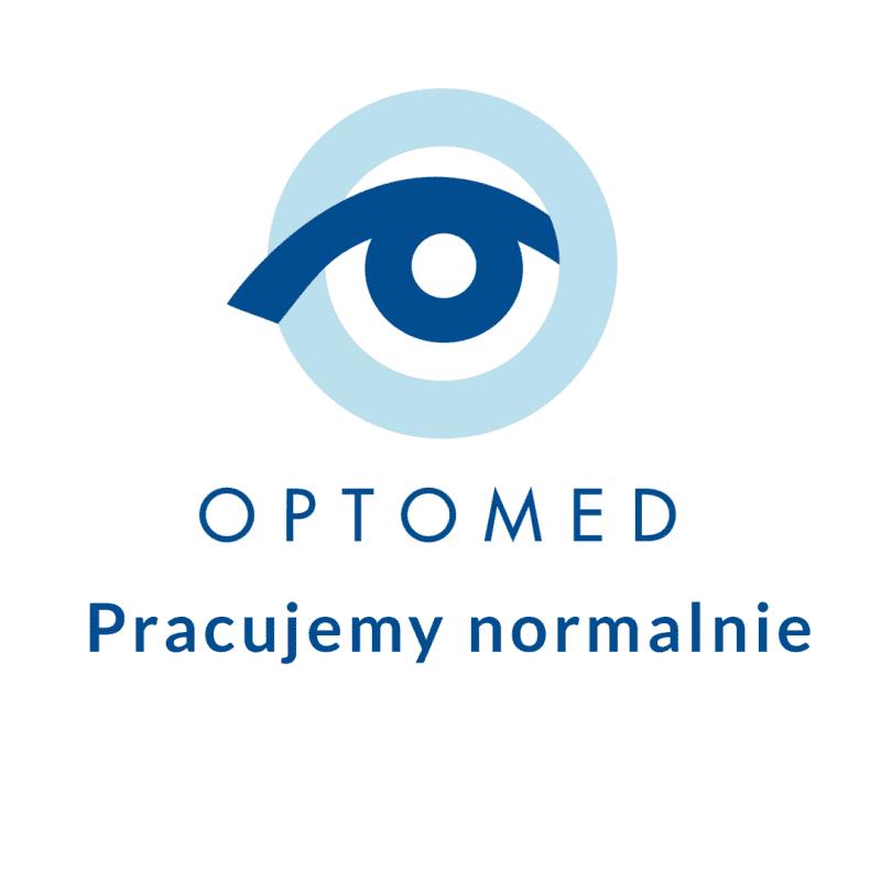 Placówki medyczne Optomed działają normalnie